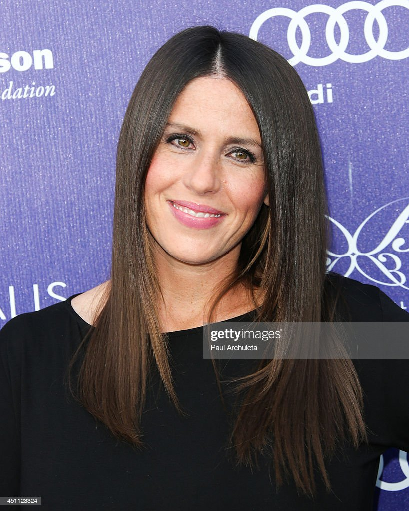 Actress Soleil Moon Frye attends the 13th Annual Chrysalis Butterfly Ball at a private Mandeville Canyon Estate on June 7, 2014 in Los Angeles, California.