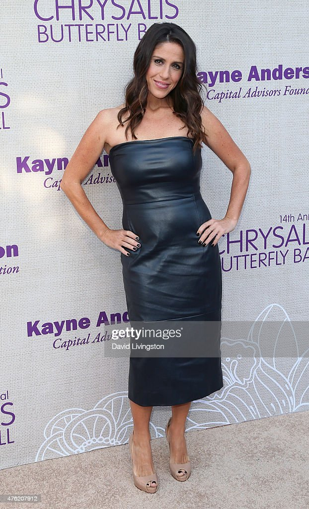 Actress Soleil Moon Frye attends the 14th Annual Chrysalis Butterfly Ball sponsored by Audi Kayne Anderson Lauren B Beauty and Z Gallerie at a...