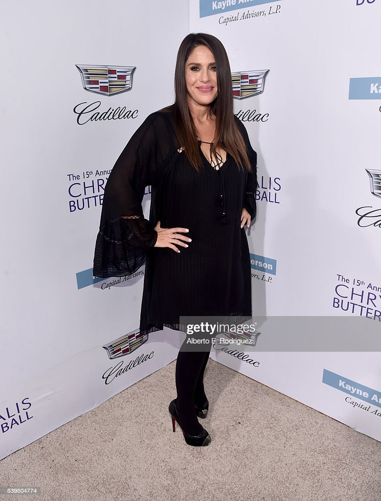 Actress Soleil Moon Frye attends the 15th Annual Chrysalis Butterfly Ball at a Private Residence on June 11 2016 in Brentwood California