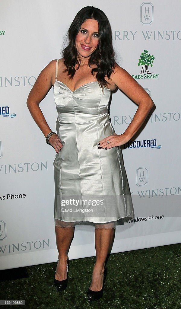Actress Soleil Moon Frye attends the 1st Annual Baby2Baby Gala at The BookBindery on November 3, 2012 in Culver City, California.