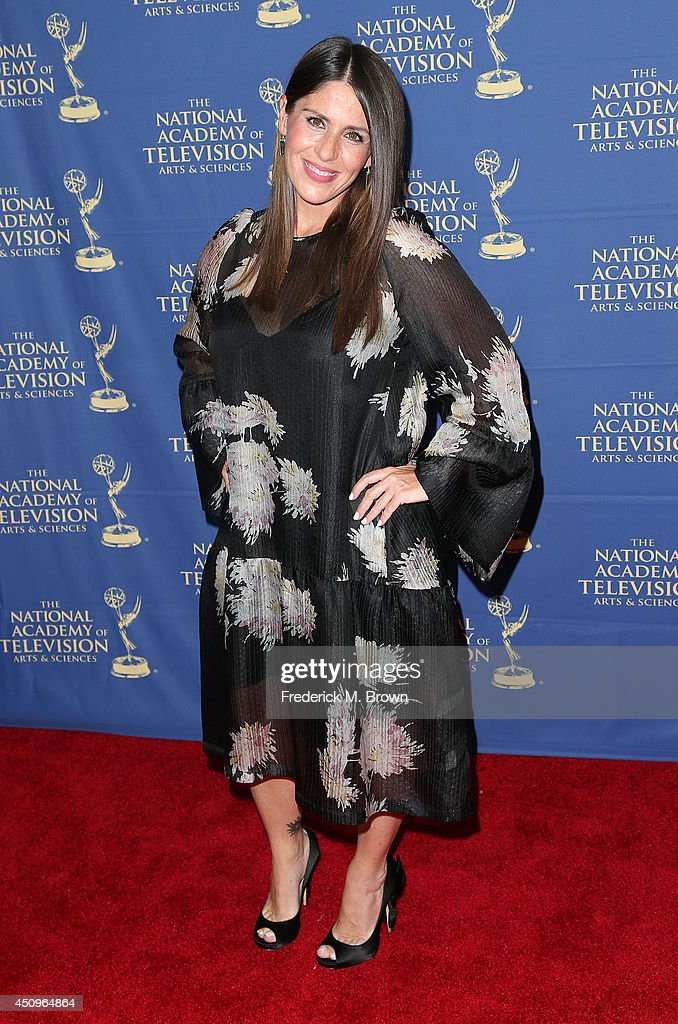 Actress Soleil Moon Frye attends the Daytime Creative Arts Emmy Awards Gala at the Westin Bonaventure Hotel on June 20 2014 in Los Angeles California