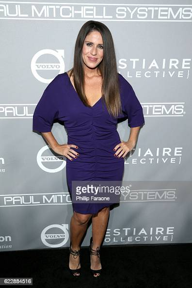 Actress Soleil Moon Frye attends the Fifth Annual Baby2Baby Gala Presented By John Paul Mitchell Systems at 3LABS on November 12 2016 in Culver City...