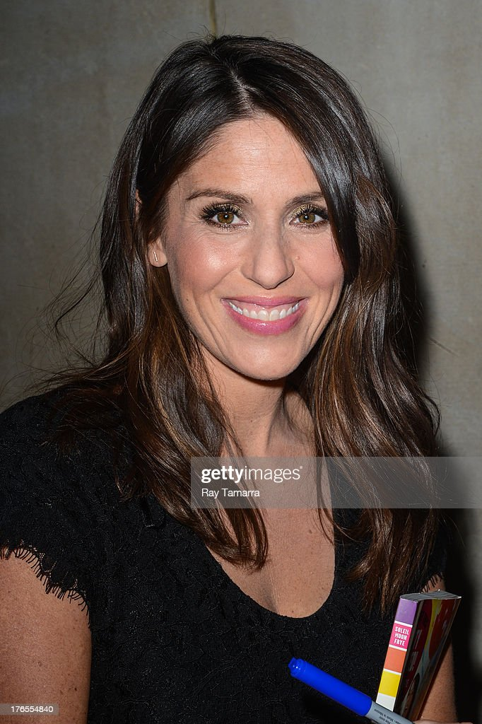 Actress <a gi-track='captionPersonalityLinkClicked' href=/galleries/search?phrase=Soleil+Moon+Frye&family=editorial&specificpeople=228286 ng-click='$event.stopPropagation()'>Soleil Moon Frye</a> leaves the 'Today Show' taping at the NBC Rockefeller Center Studios on August 15, 2013 in New York City.