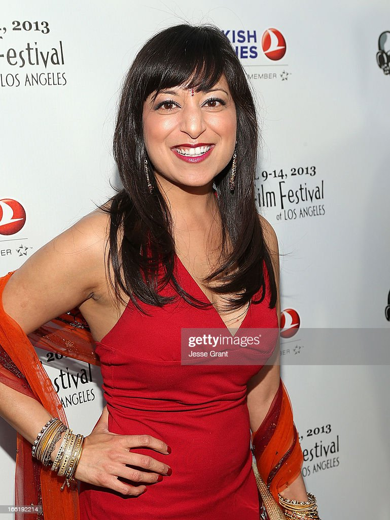 Actress Sonal Shah attends the Indian Film Festival of Los Angeles (IFFLA) Opening Night Gala for 'Gangs Of Wasseypur' at ArcLight Cinemas on April 9, 2013 in Hollywood, California.