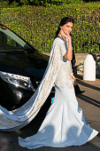 Actress Sonam Kapoor arrives to attend the 'AMFAR' dinner during the annual 69th Cannes Film Festival on May 19 2016 in Antibes France