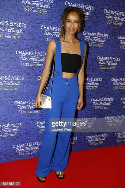 Actress Sonia Rolland attends 'La Colle' Premiere at Cinema Georges V during the 6th ChampsElysees Film Festival on June 20 2017 in Paris France