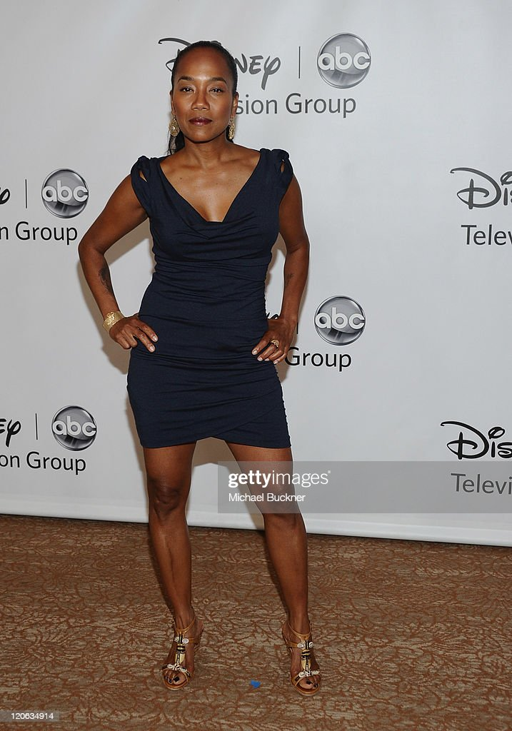 Actress Sonja Sohn arrives at the Disney ABC Television Group's 'TCA 2001 Summer Press Tour' at the Beverly Hilton Hotel on August 7, 2011 in Beverly Hills, California.