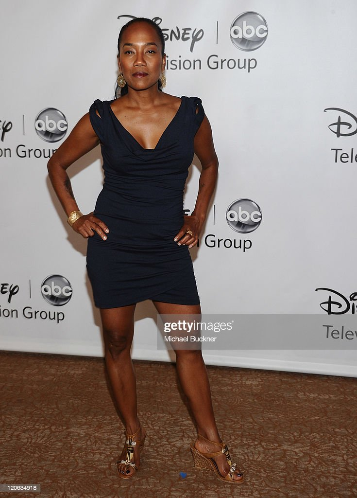 Actress Sonja Sohn arrives at the Disney ABC Television Group's 'TCA 2001 Summer Press Tour' at the Beverly Hilton Hotel on August 7 2011 in Beverly...