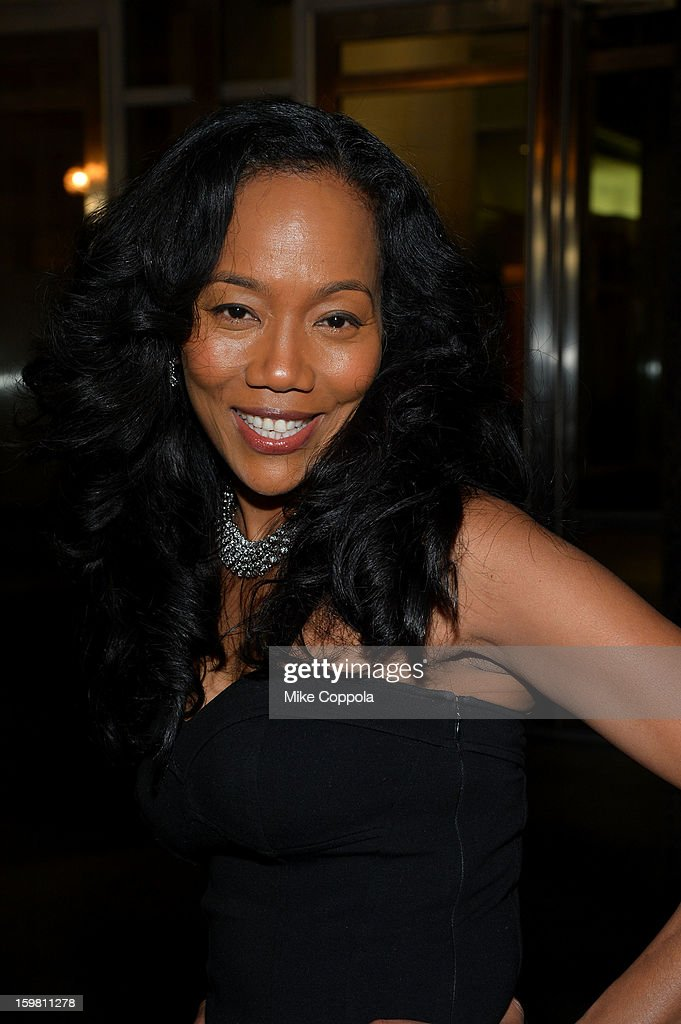 Actress Sonja Sohn attends The Hip Hop Inaugural Ball II sponsored by Heineken USA at Harman Center for the Arts on January 20, 2013 in Washington, DC.
