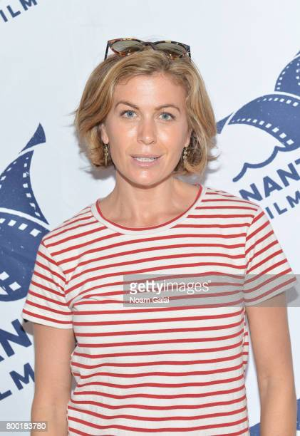 Actress Sonya Walger attends 'TV and Talk Get Shorty' during the 2017 Nantucket Film Festival Day 3 on June 23 2017 in Nantucket Massachusetts