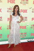 Actress Sophia Bush arrives at the 8th annual Teen Choice Awards held at Gibson Amphitheatre in Universal City