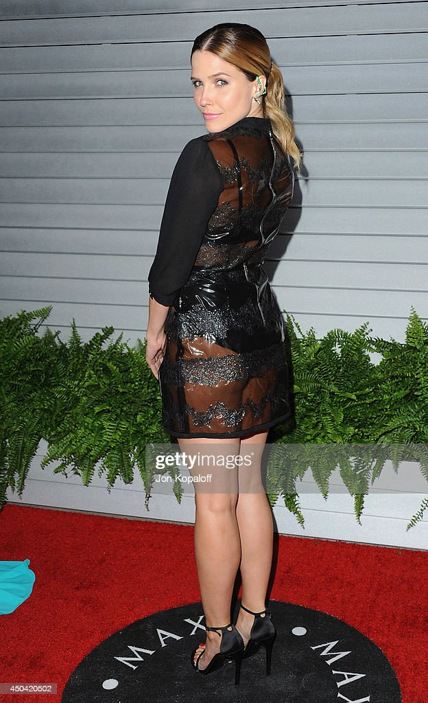 Actress Sophia Bush arrives at the MAXIM Hot 100 Celebration Event at Pacific Design Center on June 10, 2014 in West Hollywood, California.