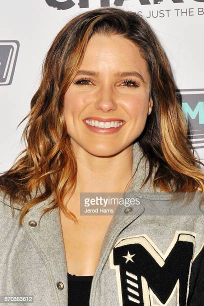 Actress Sophia Bush arrives at the Premiere Of 'Charged The Eduardo Garcia Story' at Downtown Independent on November 4 2017 in Los Angeles California