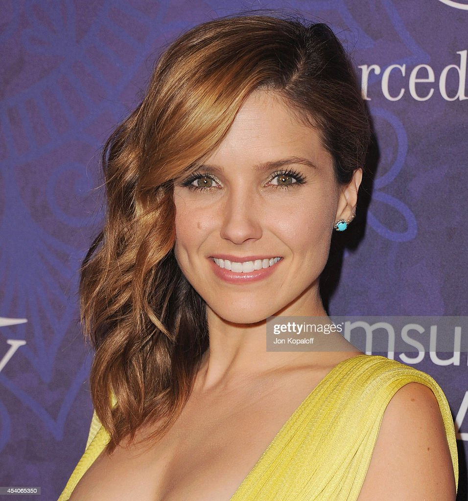 Actress Sophia Bush arrives at Variety And Women In Film Annual Pre-Emmy Celebration at Gracias Madre on August 23, 2014 in West Hollywood, California.