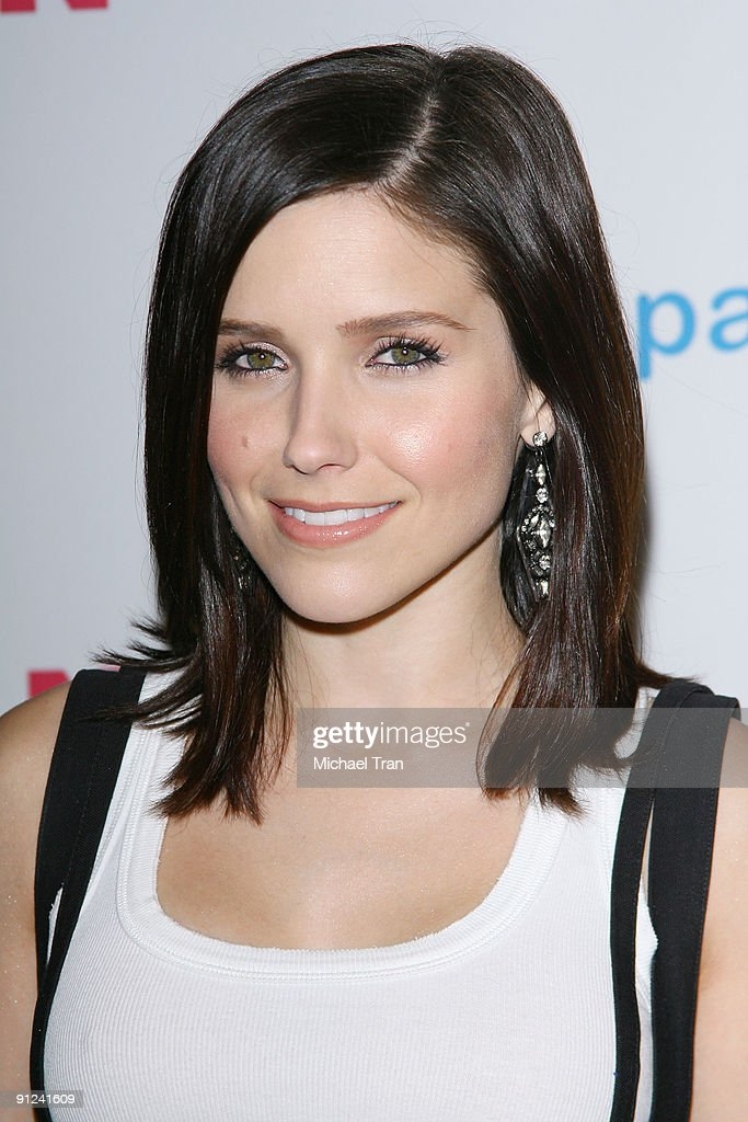 Actress Sophia Bush arrives to the NYLON Magazine and MYSPACE 'Young Hollywood' party held at The Roosevelt Hotel on May 4 2009 in Hollywood...