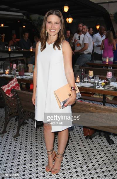 Actress Sophia Bush attends her Birthday Party at Hotel Chantelle on July 8 2013 in New York City