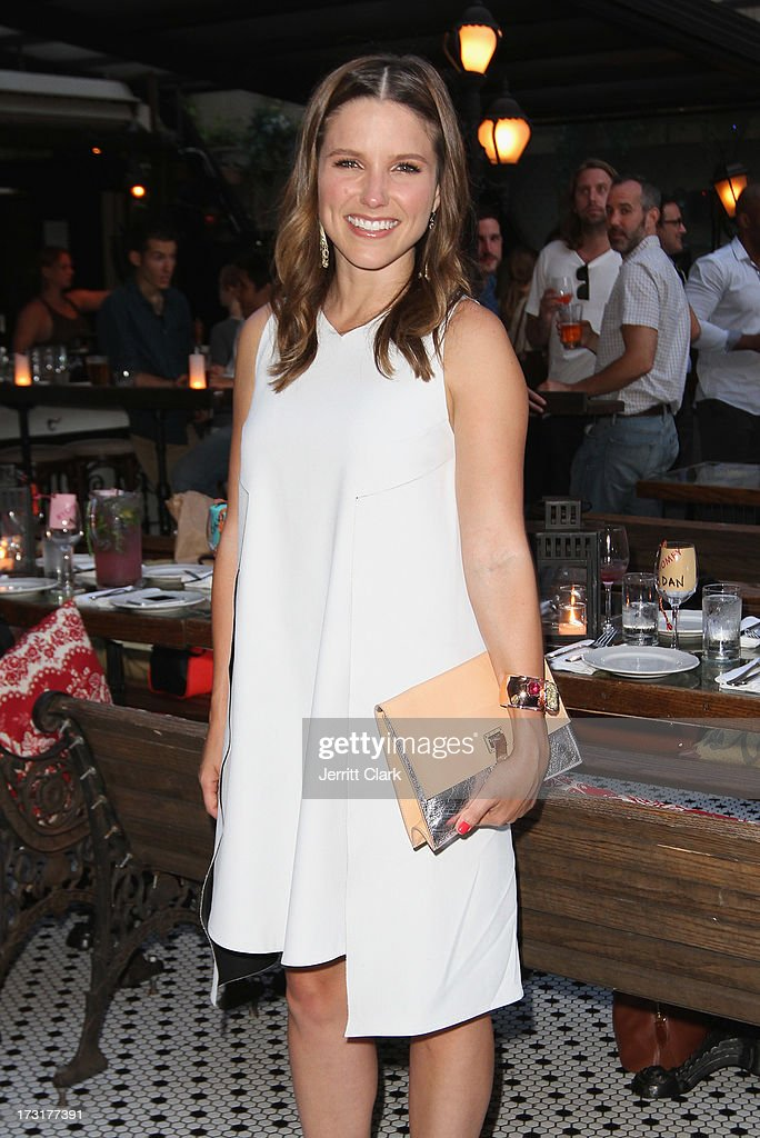 Actress Sophia Bush attends her Birthday Party at Hotel Chantelle on July 8, 2013 in New York City.