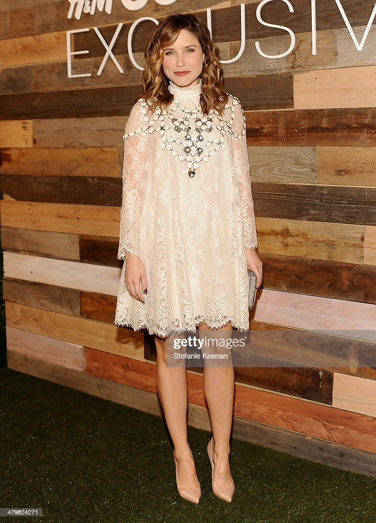 Actress <a gi-track='captionPersonalityLinkClicked' href=/galleries/search?phrase=Sophia+Bush&family=editorial&specificpeople=203180 ng-click='$event.stopPropagation()'>Sophia Bush</a> attends H&M Conscious Exclusive Dinner at Eveleigh on March 19, 2014 in West Hollywood, California.
