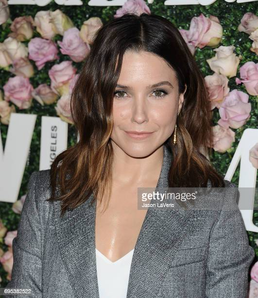 Actress Sophia Bush attends Max Mara and Vanity Fair's celebration of Women In Film's Face of the Future Award recipient Zoey Deutch at Chateau...