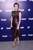 Actress Sophia Bush attends the Entertainment Weekly and PEOPLE celebration of The New York Upfronts at The Highline Hotel on May 11 2015 in New York...