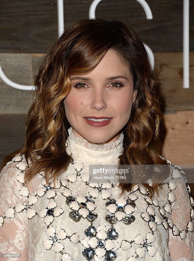 Actress Sophia Bush attends the H&M Conscious Collection dinner at Eveleigh on March 19, 2014 in West Hollywood, California.