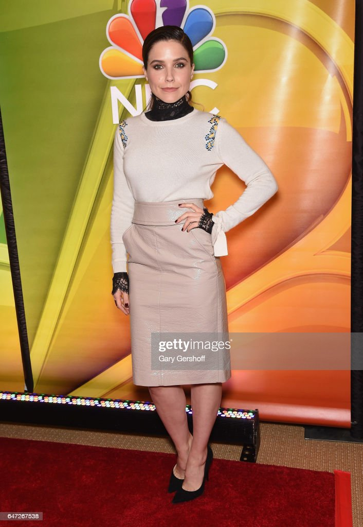 Actress Sophia Bush attends the NBCUniversal Press Junket at the Four Seasons Hotel New York on March 2, 2017 in New York City.