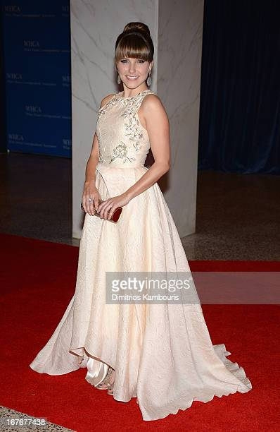 Actress Sophia Bush attends the White House Correspondents' Association Dinner at the Washington Hilton on April 27 2013 in Washington DC