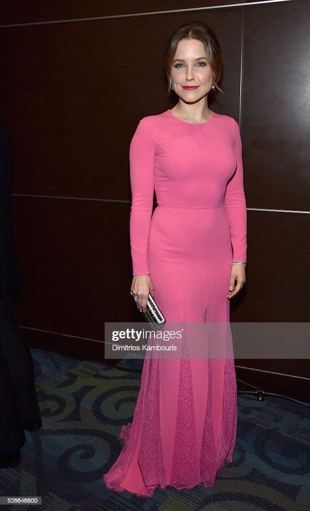 Actress Sophia Bush attends the Yahoo News/ABC News White House Correspondents' Dinner Pre-Party at Washington Hilton on April 30, 2016 in Washington, DC.