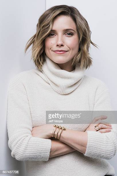 Actress Sophia Bush poses for a portrait at the 2016 Sundance Film Festival on January 22 2016 in Park City Utah