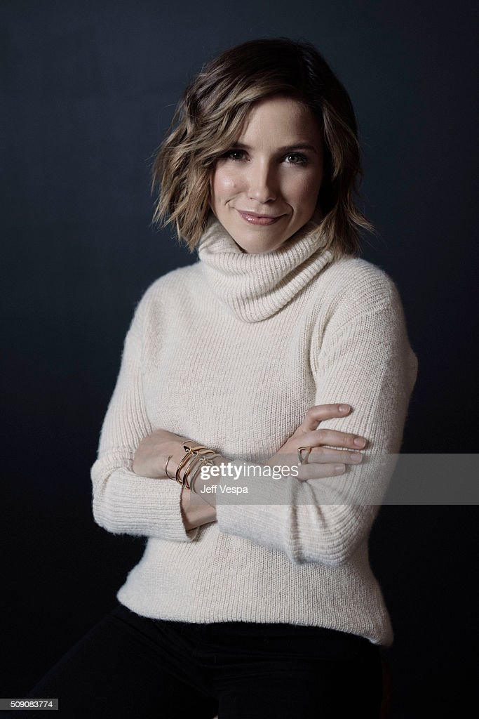 Actress <a gi-track='captionPersonalityLinkClicked' href=/galleries/search?phrase=Sophia+Bush&family=editorial&specificpeople=203180 ng-click='$event.stopPropagation()'>Sophia Bush</a> poses for a portrait at the 2016 Sundance Film Festival on January 22, 2016 in Park City, Utah.