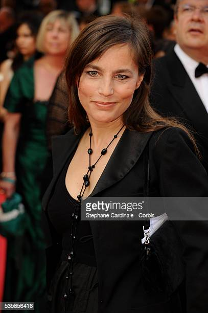 Actress Sophie Duez arrives at the premiere of 'Blindness' during the 61st Cannes Film Festival