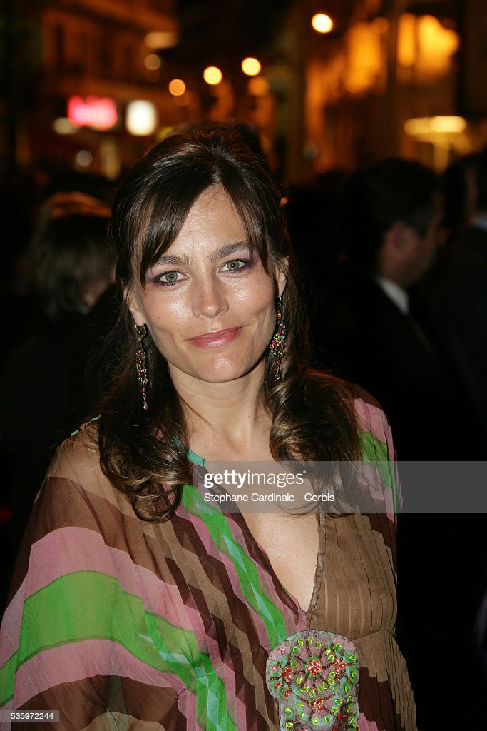 Actress Sophie Duez attends the closing ceremony dinner during the 58th Cannes Film Festival.