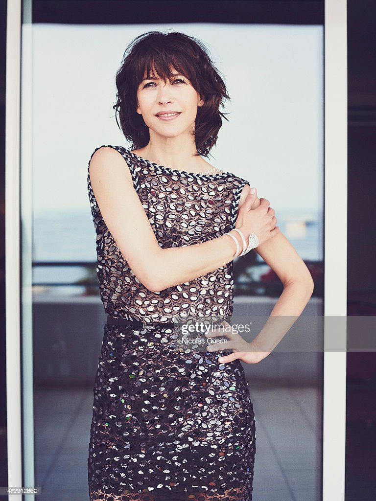 Actress Sophie Marceau is photographed on May 15, 2015 in Cannes, France.