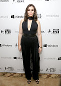 Actress Sophie Simmons arrives at the First Annual 'Girls To The Front' event benefiting Girls Rock Camp Foundation at Chateau Marmont on April 29...