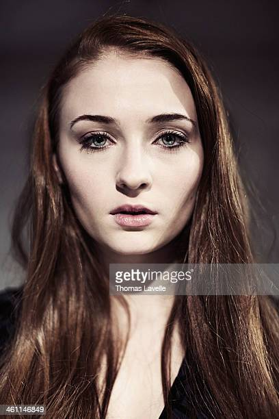 Actress Sophie Turner is photographed for Self Assignment during the 8th Rome Film Festival on November 9 2013 in Rome Italy