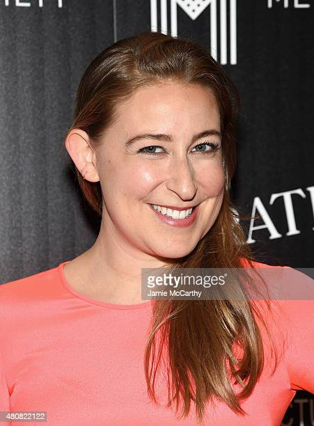 Actress Sophie Von Haselberg attends Sony Pictures Classics 'Irrational Man' premiere hosted by Fiji Water Metropolitan Capital Bank and The Cinema...