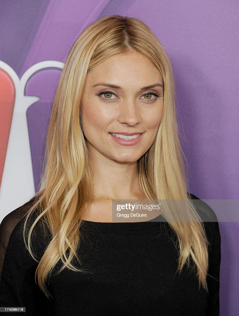 Actress Spencer Grammer arrives at the 2013 NBC Television Critics Association's Summer Press Tour at The Beverly Hilton Hotel on July 27, 2013 in Beverly Hills, California.