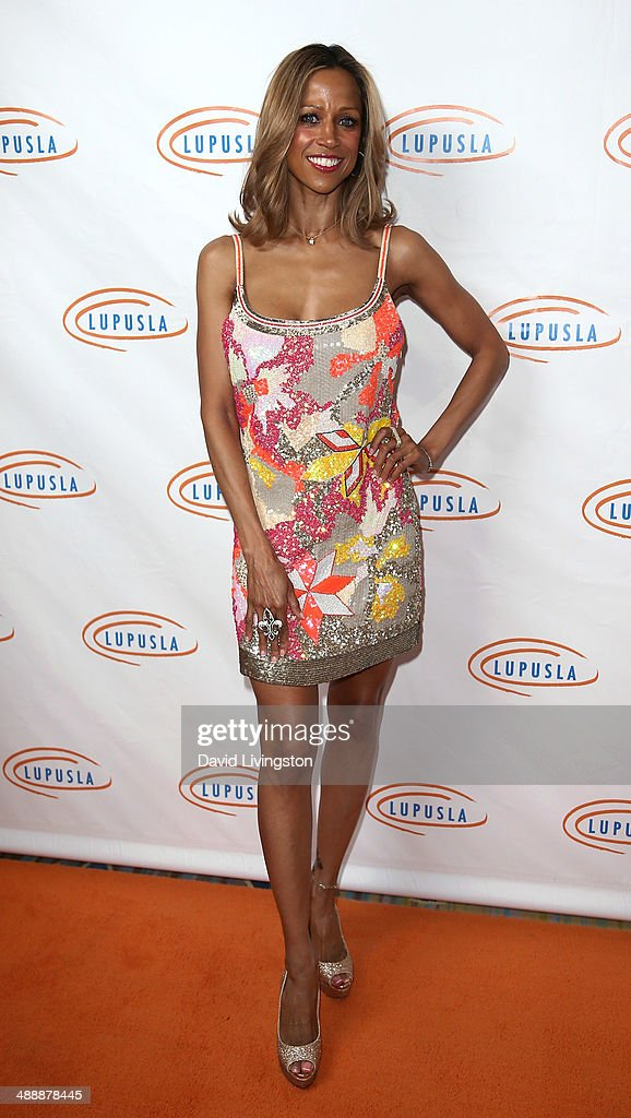 Actress Stacey Dash attends the 14th Annual Lupus LA Orange Ball at the Regent Beverly Wilshire Hotel on May 8, 2014 in Beverly Hills, California.