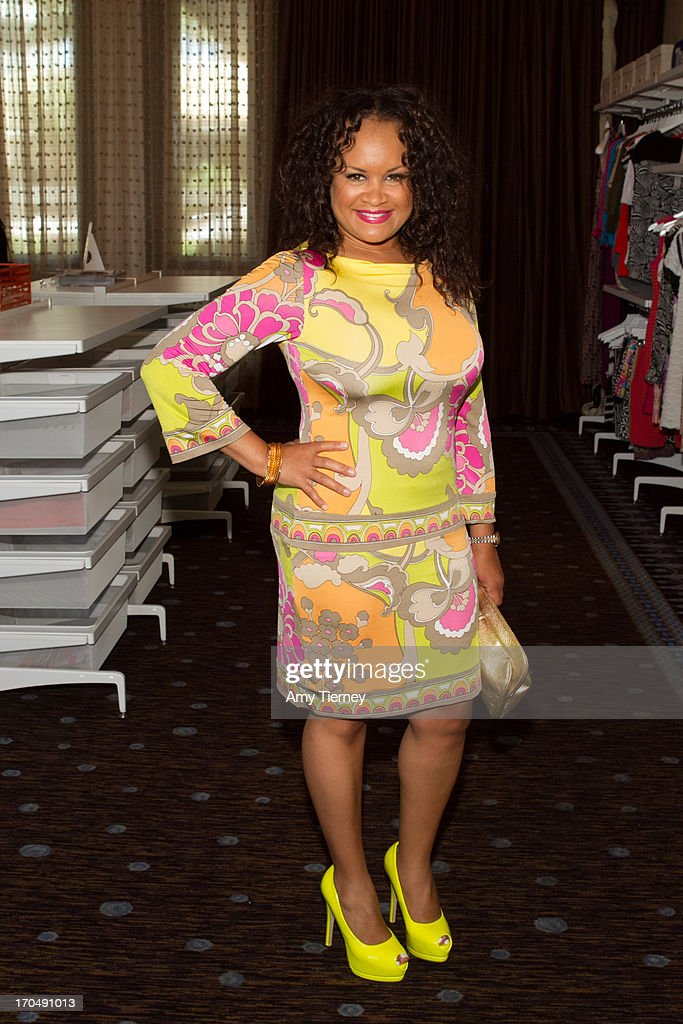 Actress Stacy Arnell attends Step Up Women's Network's 10th Annual Inspiration Awards at The Beverly Hilton Hotel on May 31, 2013 in Beverly Hills, California.