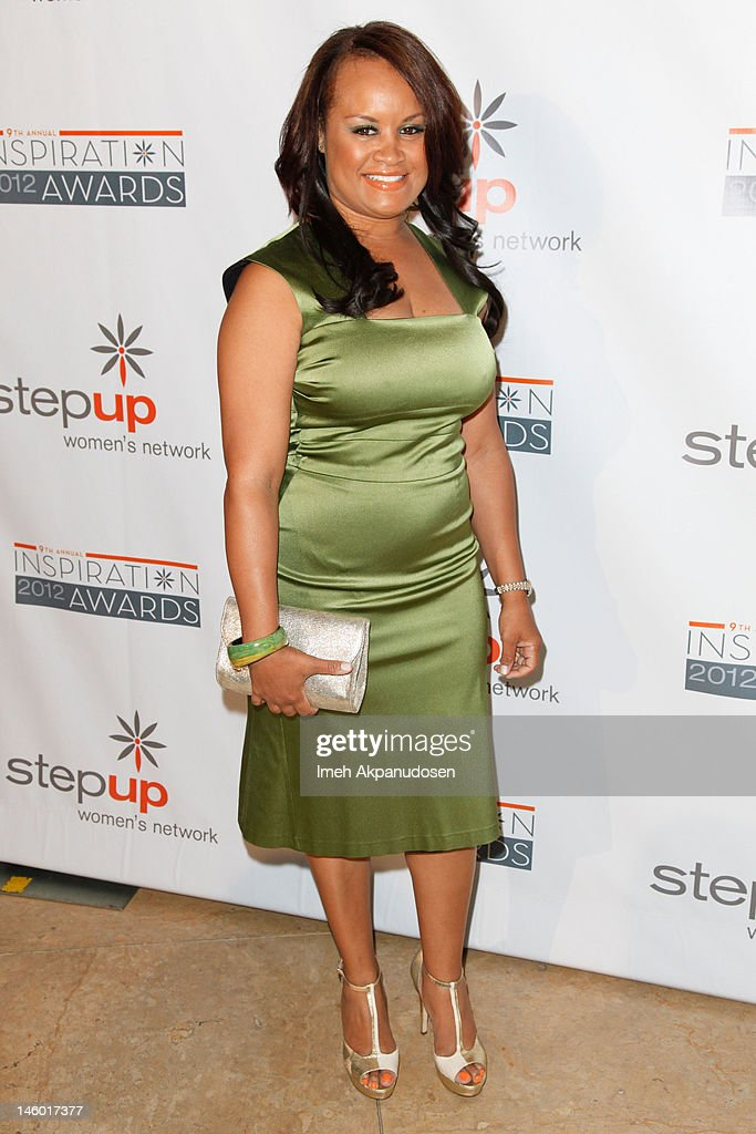 Actress Stacy Arnell attends Step Up Women's Networks' 9th Annual Inspiration Awards at The Beverly Hilton Hotel on June 8, 2012 in Beverly Hills, California.