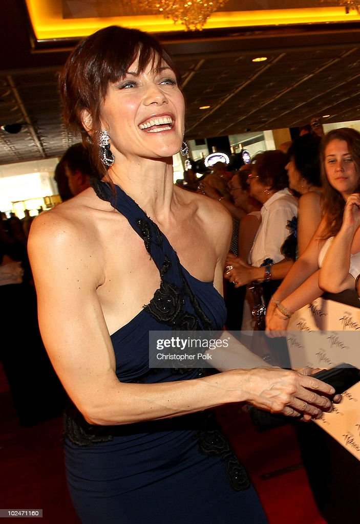 Actress Stacy Haiduk arrives at the 37th Annual Daytime Entertainment Emmy Awards held at the Las Vegas Hilton on June 27, 2010 in Las Vegas, Nevada.