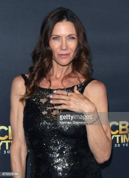 Actress Stacy Haiduk attends the CBS Daytime Emmy after party at Pasadena Civic Auditorium on April 30 2017 in Pasadena California