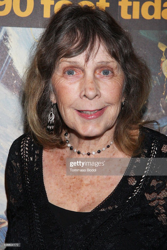 Actress Stella Stevens attends the American Cinematheque's 40th Anniversary Screening of 'The Poseidon Adventure' held at American Cinematheque's Egyptian Theatre on December 29, 2012 in Hollywood, California.