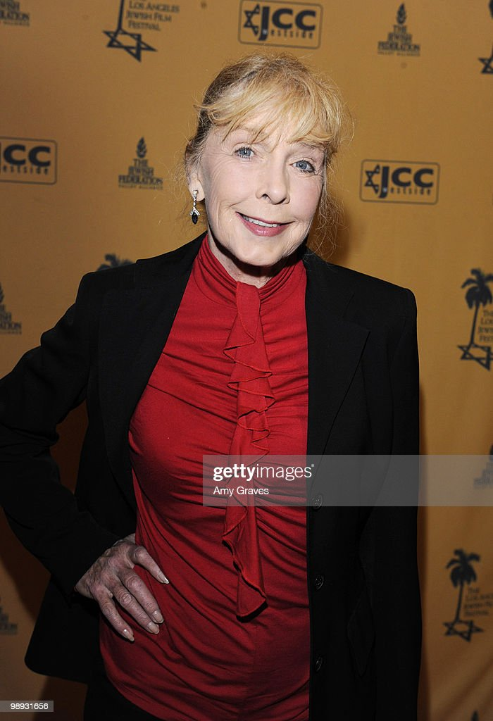 Actress <a gi-track='captionPersonalityLinkClicked' href=/galleries/search?phrase=Stella+Stevens&family=editorial&specificpeople=214015 ng-click='$event.stopPropagation()'>Stella Stevens</a> attends the Los Angeles Jewish Film Festival Opening Night Gala on May 8, 2010 in Los Angeles, California.