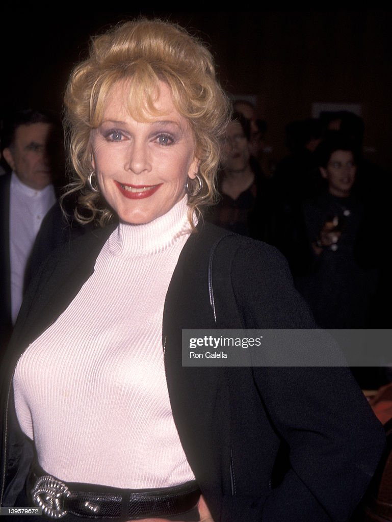 Actress <a gi-track='captionPersonalityLinkClicked' href=/galleries/search?phrase=Stella+Stevens&family=editorial&specificpeople=214015 ng-click='$event.stopPropagation()'>Stella Stevens</a> attends the 'Rocky' 20th Anniversary Special Screening on November 15, 1996 at Samuel Goldwyn Theatre in Beverly Hills, California.