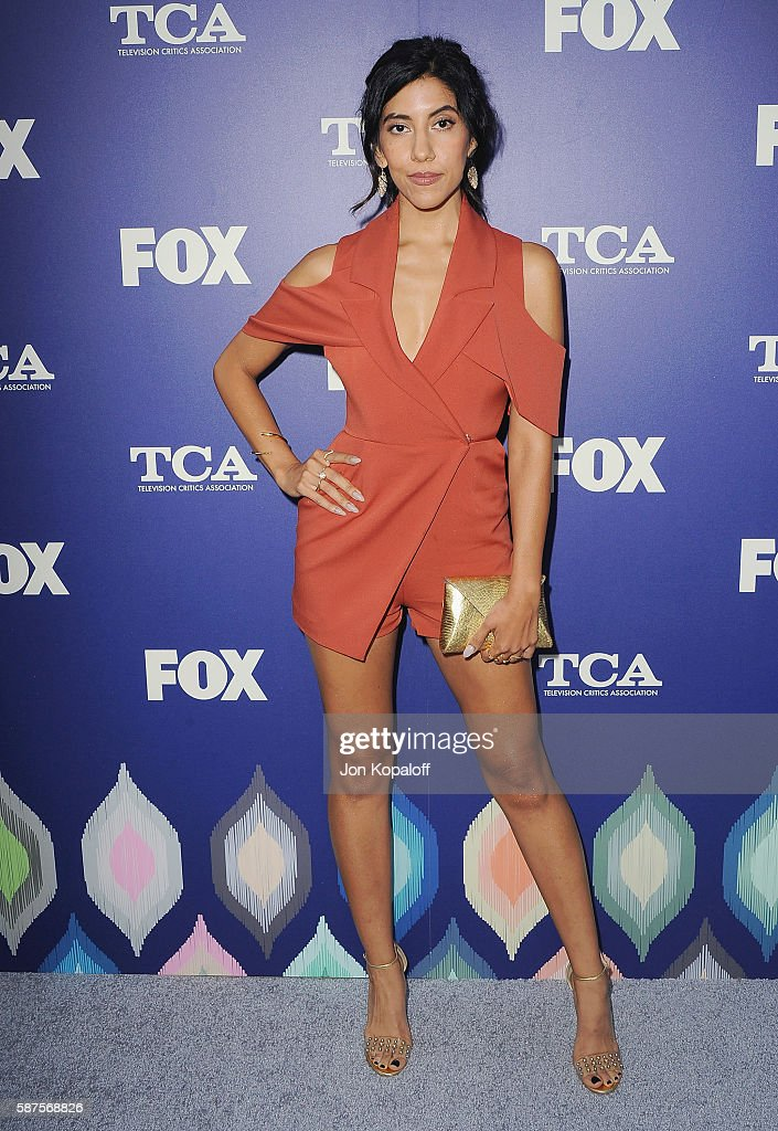 FOX Summer TCA Press Tour - Arrivals