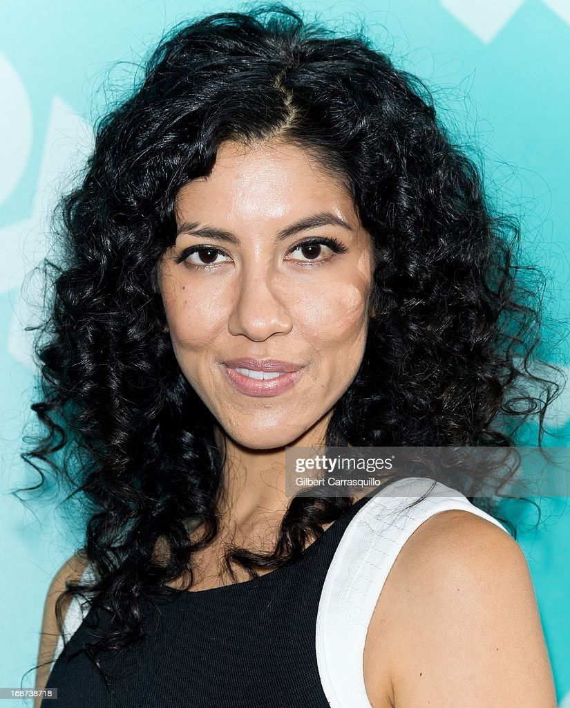 Actress Stephanie Beatriz of 'Brooklyn Nine-Nine' attends the FOX 2103 Programming Presentation Post-Party at Wollman Rink - Central Park on May 13, 2013 in New York City.