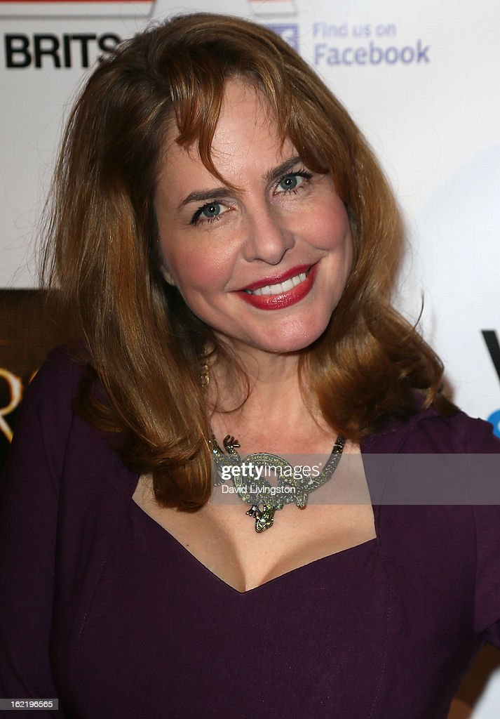 Actress Stephanie Erb attends the 6th Annual Toscar Awards at the Egyptian Theatre on February 19, 2013 in Hollywood, California.