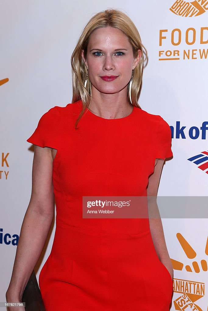 Actress Stephanie March arrives at the Food Bank For New York City's Can-Do Awards celebrating 30 years of service to NYC on April 30, 2013 in New York City.