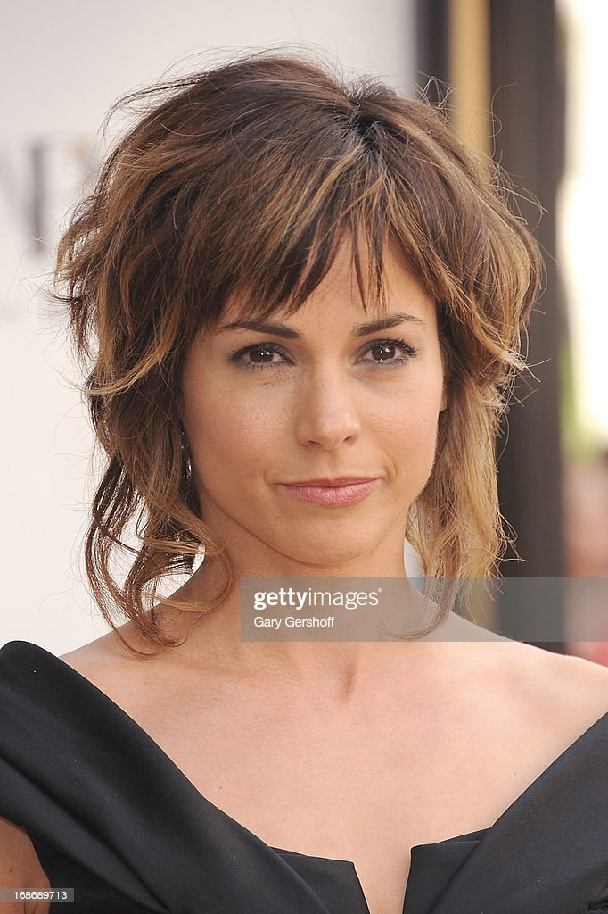 Actress Stephanie Szostak attends the 2013 American Ballet Theatre Opening Night Spring Gala at Lincoln Center on May 13, 2013 in New York City.